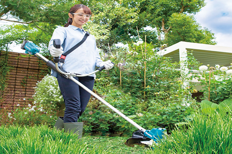 草刈り機を安全に使うために メイン画像
